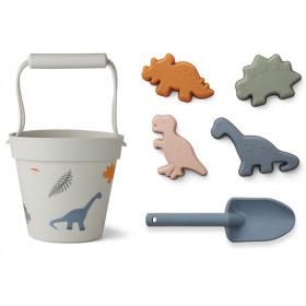 LIEWOOD Dante Sand-Spielzeug DINO