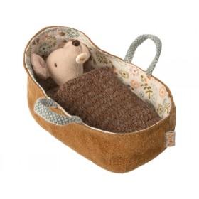 Maileg TRAGETASCHE mit Babymaus