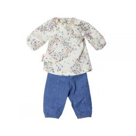 Maileg Ginger Schwester Puppenkleidung JEANS & BLUSE