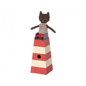 Maileg LIFEGUARD Turm mit Katze