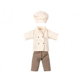 Maileg Puppenkleidung für Papa Maus CHEFKOCH