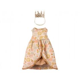 Maileg Puppenkleidung für Mama Maus KÖNIGIN