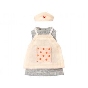 Maileg Puppenkleidung für Mama Maus KRANKENSCHWESTER