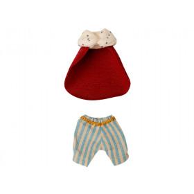 Maileg Maus Puppenkleidung für Papa KÖNIG