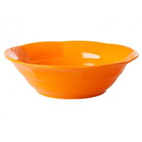 RICE Melamin Schüssel Tangerine