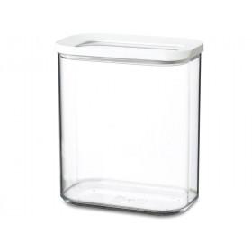 Mepal Vorratsdose MODULA 1500 ml weiß