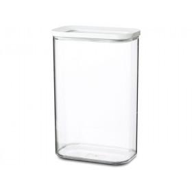 Mepal Vorratsdose MODULA 2000 ml weiß