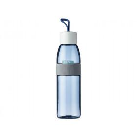 Mepal Wasserflasche Ellipse 500 ml DUNKELBLAU