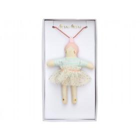 Meri Meri Halskette mit Puppe MATHILDA