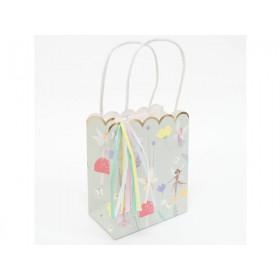Meri Meri 8 Party Bags Geschenktüten FEEN