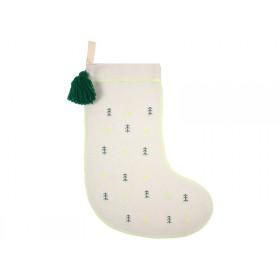 Meri Meri XL Weihnachtsstrumpf TANNEN grün