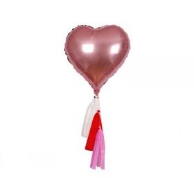 Meri Meri 6 Ballons HERZEN
