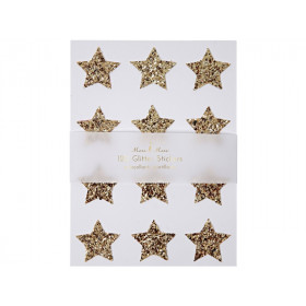 Meri Meri 120 Sticker STERNE gold