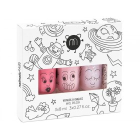 nailmatic kids Nagellack 3er Set COSMOS3