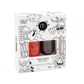 nailmatic kids Nagellack 2er Set HALLOWEEN