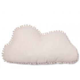 Nobodinoz Kissen Wolke Marshmallow NATUR