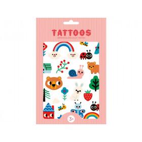Petit Monkey Tattoos NATUR FREUNDE