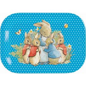 Petit Jour Kleines Tablett PETER RABBIT