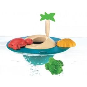 PlanToys Schwimm-Insel