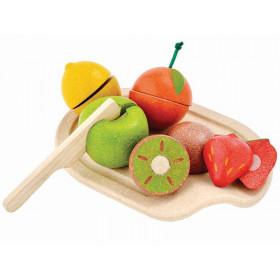 Plantoys Früchte zum Schneiden