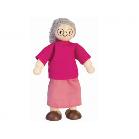 PlanToys Puppenfamilie OMA