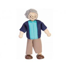 PlanToys Puppenfamilie OPA