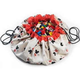 Play & Go Spielzeugsack MICKEY COOL