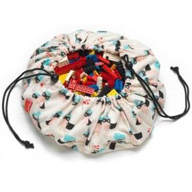 Play & Go Spielzeugsack Mini SUPERGIRL