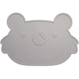 Petit Monkey Tischset KOALA grau