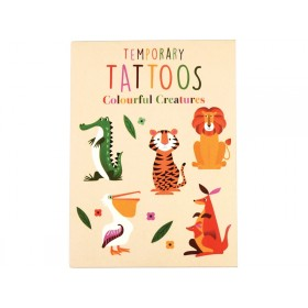 Rex London Tattoos COLOURFUL CREATURES