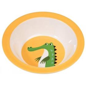Rex London Melaminschale Krokodil