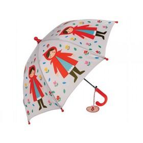Rex London Kinder-Regenschirm Rotkäppchen