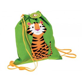 Rexinter Drawstring Turnbeutel Tiger