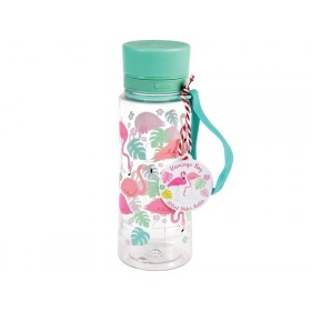 Rex London Wasserflasche Flamingo