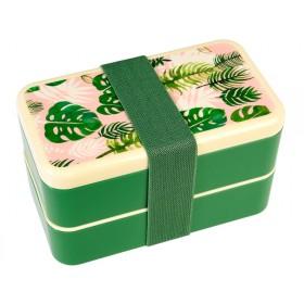 Rex London Große Bento Box PALMEN