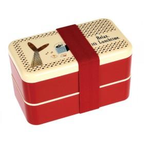 Rex London Große Bento Box MODERN MAN