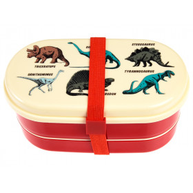 Rex London Bento Box DINOSAURIER