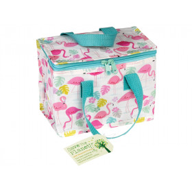 Rex London Lunch-Tasche FLAMINGO