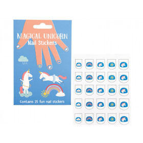 Rex London Nagel-Sticker EINHORN