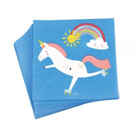 Rex London Papier Servietten EINHORN