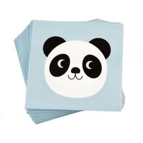 Rex London Papier Servietten PANDA