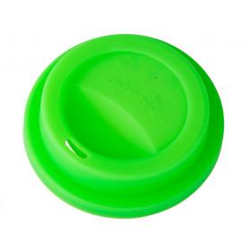 Silikon Deckel für RICE Milchkaffee Becher (grün)