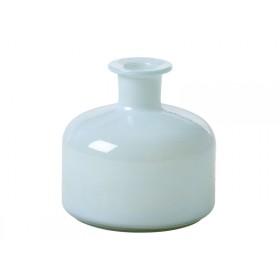 RICE Runde Glasvase medium mint