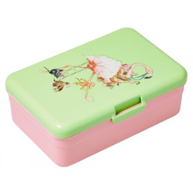 RICE Lunchbox Flamingo