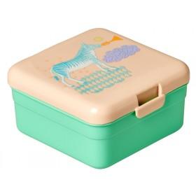 Kleine RICE Lunchbox Tiermotiv Jungen