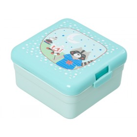Kleine RICE Lunchbox Happy Camper Jungen