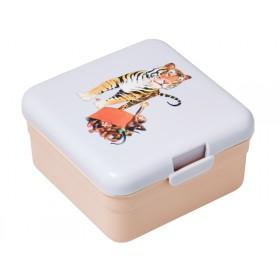 Kleine RICE Lunchbox Tiger
