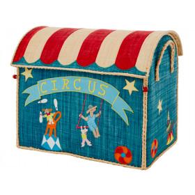 RICE Spielzeugkiste Zirkus (large)