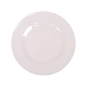 Kleiner RICE Teller in weiß