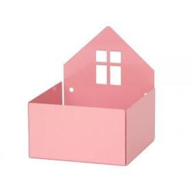 Roommate Regal Box HAUS rosa